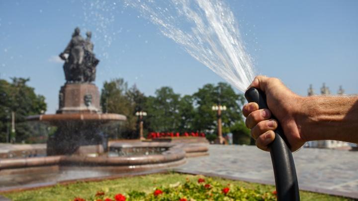 Дожди с грозами: в Волгограде жара спадёт до +31 ºС