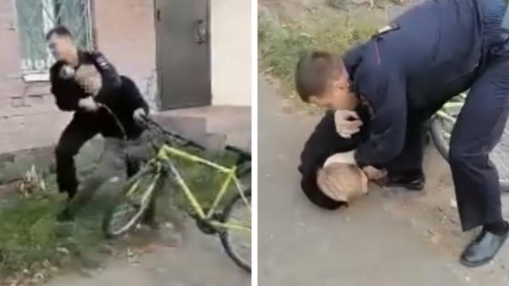«Надо полиции больше прав дать»: ярославцы вступились за полицейского, скрутившего подростка на улице