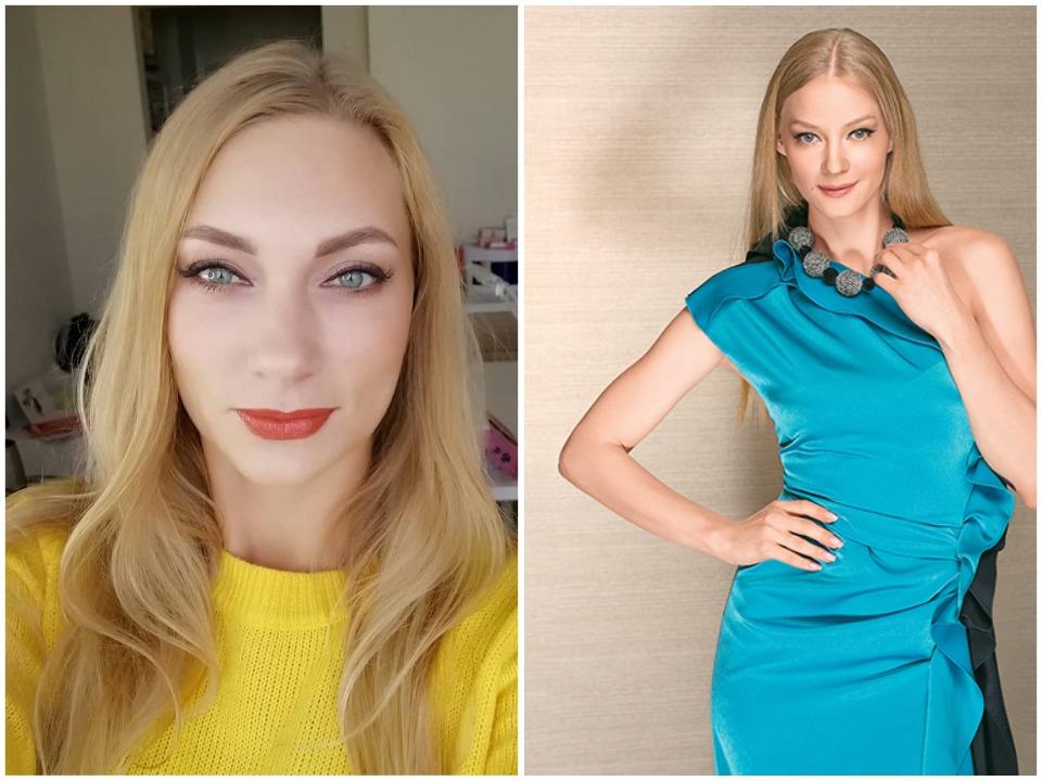 Светлана не стремится специально стать похожей на актрису