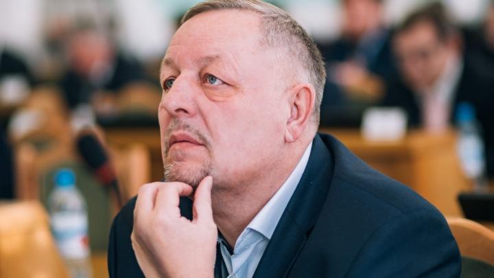 Вице-спикером горсовета стал единоросс Виталий Путинцев