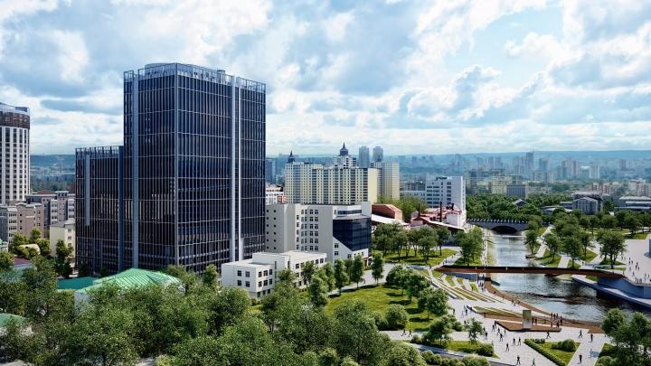 Новый бизнес-центр Екатеринбурга стал победителем престижной федеральной премии