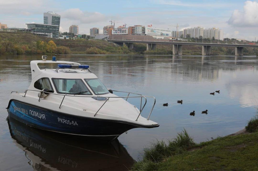 Полиция будет осуществлять контроль и на воде