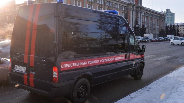 В отделе полиции Екатеринбурга скончался мужчина
