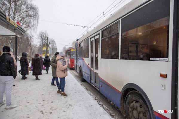 В Ярославле хотят пустить новые автобусы