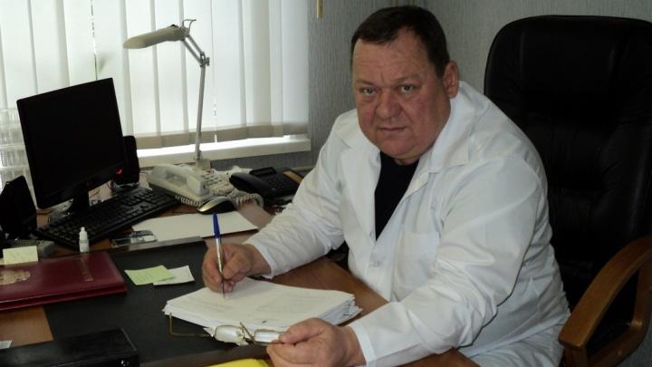 «Сказалась тяжелая работа в условиях эпидемии»: Облздрав объяснил отставку главврача Светлоярской ЦРБ