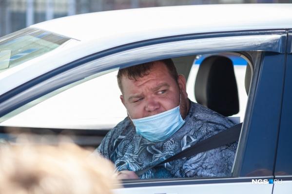 Конкурс «Лучший водитель такси России» проходит третий год подряд