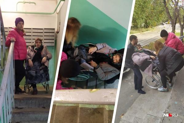 Поездки три раза в неделю на гемодиализ стали испытанием для пенсионерки Ольги Шуляк