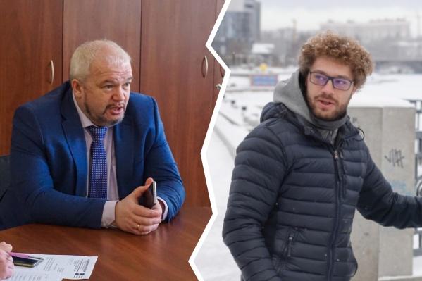 У мэра Ростова нашлись слова на критику от блогера-урбаниста