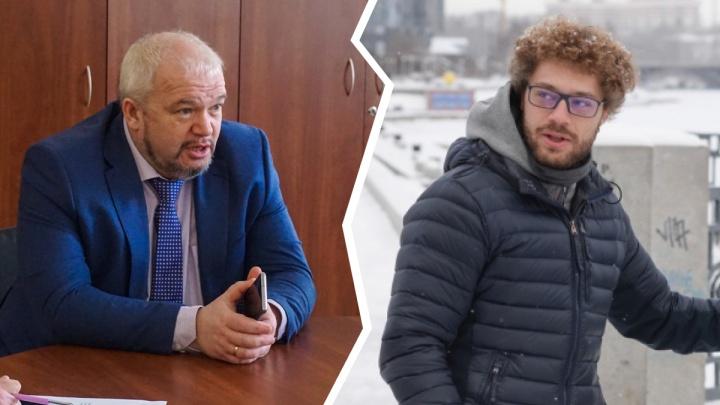 «Денег нет»: мэр Ростова ответил блогеру Варламову на жесткую критику в свой адрес