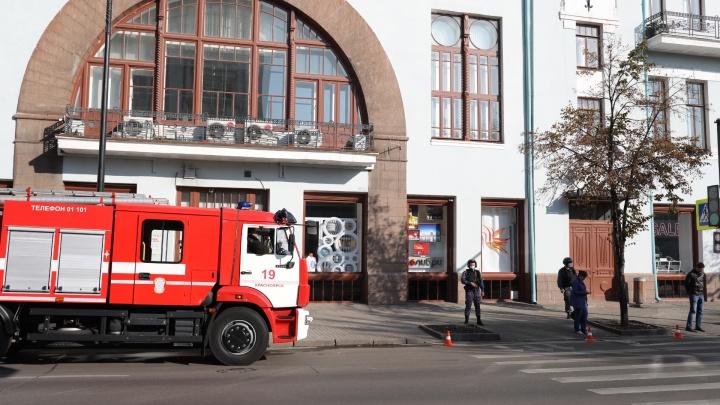 В Красноярске снова минируют социальные объекты. Онлайн