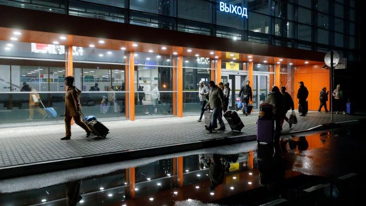 Впервые открылся авиарейс Волгоград — Новосибирск