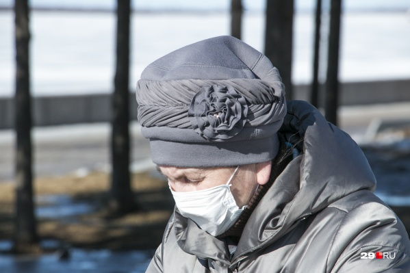 Больше всего заболевших — среди жителей Архангельска