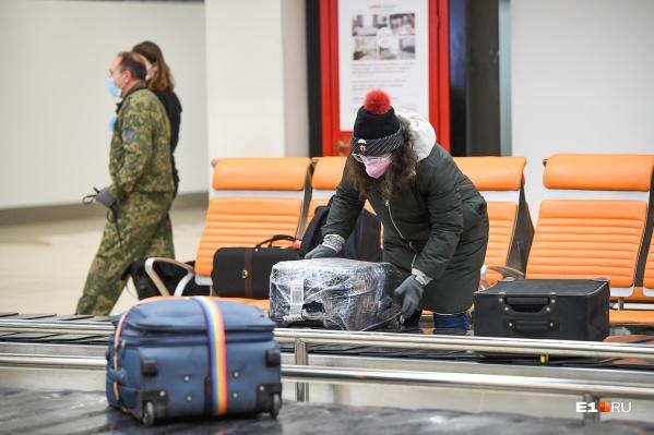 В Ростуризме советуют воздержаться от поездокв страны с неблагополучной эпидемиологической обстановкой