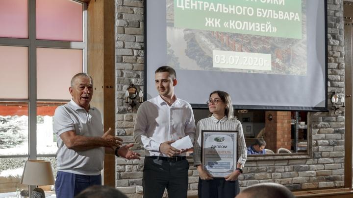 В Волгограде выбрали проект застройки центрального бульвара ЖК «Колизей»