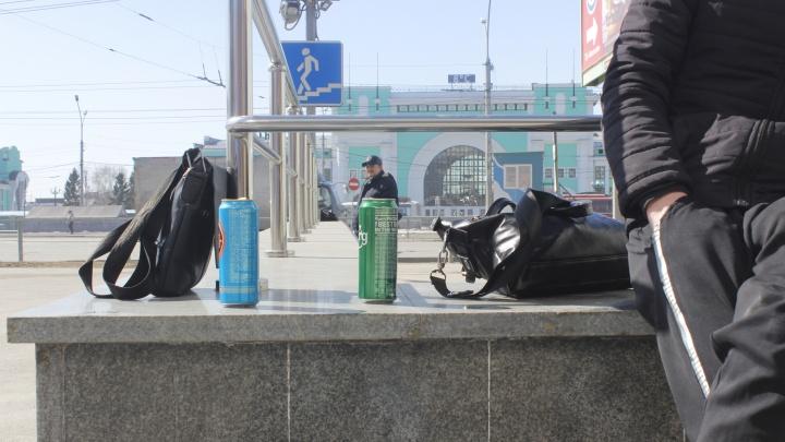 «Берёшь пиво и бухаешь возле отдела»: журналист НГС — о полиции, карантине и обнаглевших людях