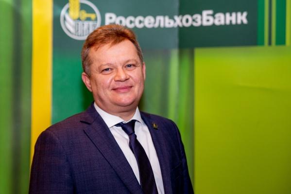 Олег Кузнецов, директор Ярославского филиала банка