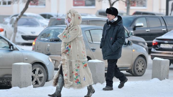 В Свердловской области ожидается очень сильный ветер