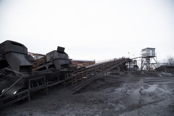 Строительство углепогрузки у Черемзы началось в мае 2020 года