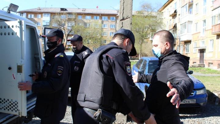 В Свердловской области «заминировали» техникум, мужчину уже задержали полиция и ФСБ