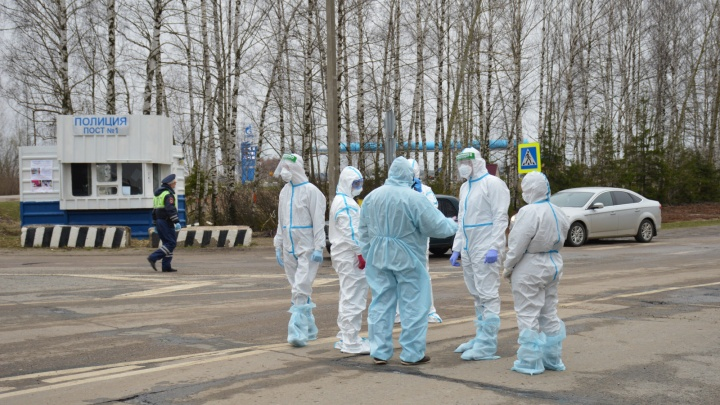 «Вспышку коронавируса вызвали паломники»: Глеб Никитин посетил Дивеево