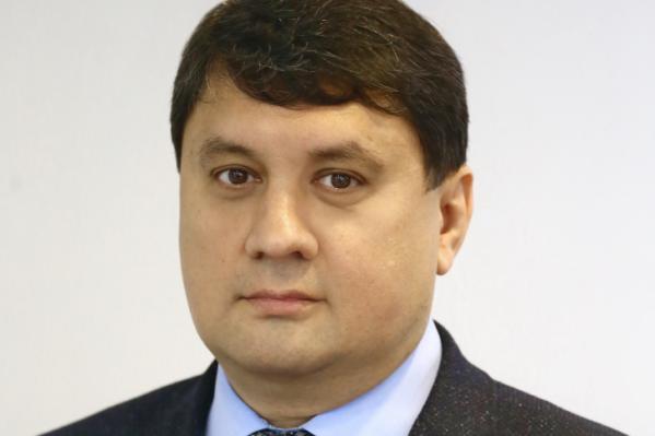 Ринат Ахметчин работает мэром с 2017 года, до этого трудился в структурах «Норникеля»