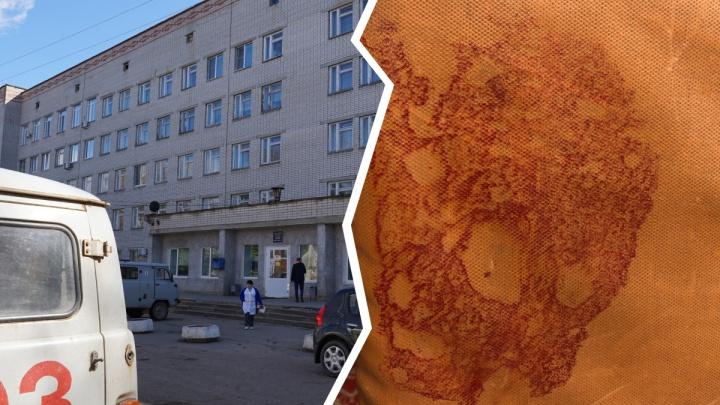 Скандал в больнице: двухгодовалую девочку медики испачкали чужой кровью