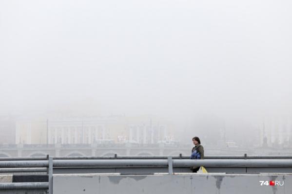 Утренний туман спутал планы авиакомпаний и пассажиров