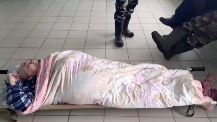 Нижегородский Минздрав выясняет, почему инвалида оставили на четыре часа на полу больницы