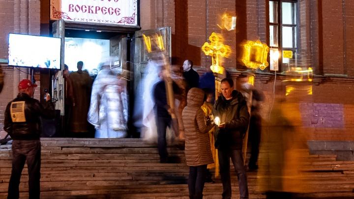 Роковые яйца: как и зачем в Челябинске отметили Пасху