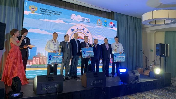 Самарцы заняли 2-е и 3-е место во всероссийском конкурсе «Лучший водитель троллейбуса»