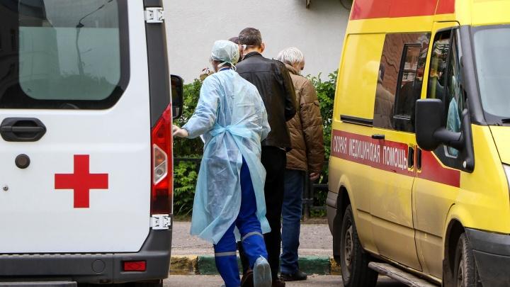 Еще у 120 нижегородцев диагностировали коронавирус