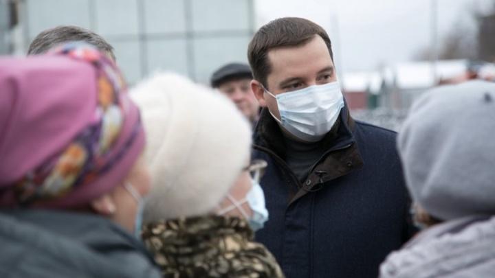 Юрист из Архангельска судился с губернатором из-за указа о COVID-ограничениях