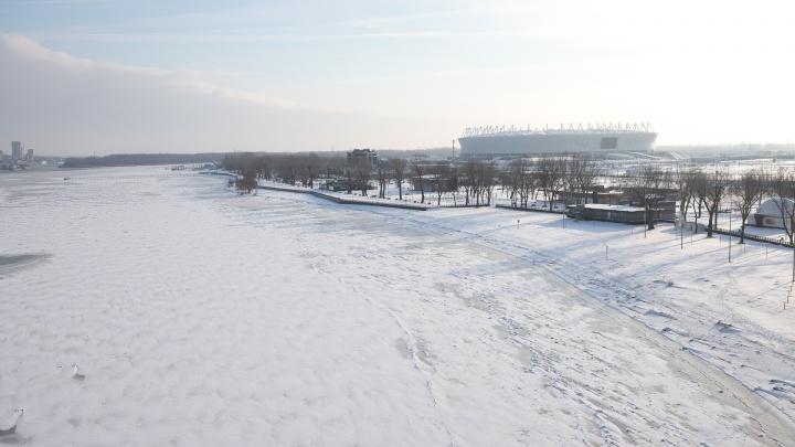 На содержание и уборку «Ростов Арены» власти потратят 70 миллионов рублей