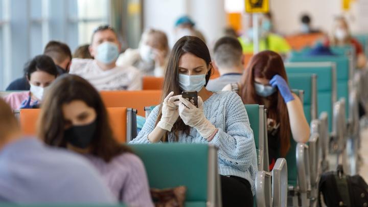 Рейс из Краснодара в Волгоград задерживается насемь часов