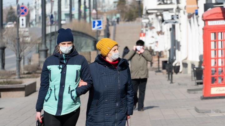 Парк закрыт и жениться нельзя: хроники омского коронавируса