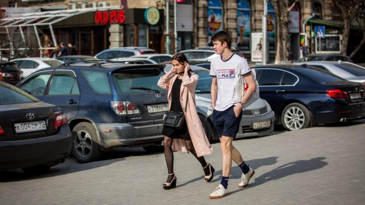 Новосибирск ждёт до +27 градусов в середине недели — а что потом?