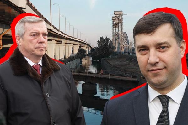 Законность строительства МЭОК в Мясниковском районе губернатор контролирует лично