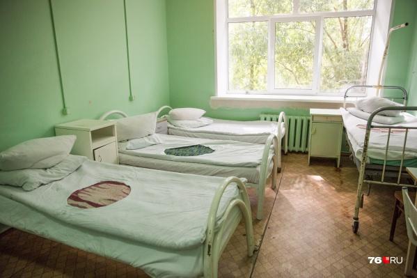 В оперштабе рассказали о ситуации с больничными койками для пациентов с коронавирусом