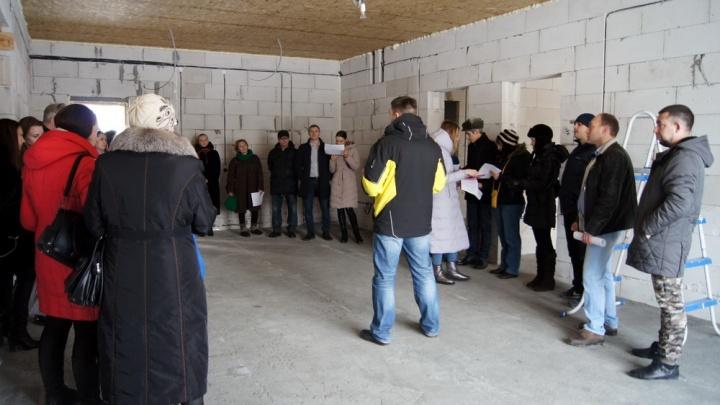 В выставочном центре малоэтажки построят первый коттедж