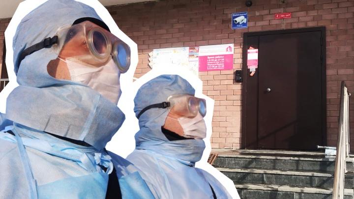 Каждый день приходят врачи в спецкостюмах: тюменец — о 14-дневном домашнем карантине по коронавирусу