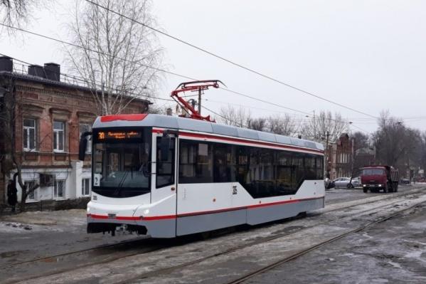 Весной жители Новочеркасска смогут ездить на трамваях по всем маршрутам