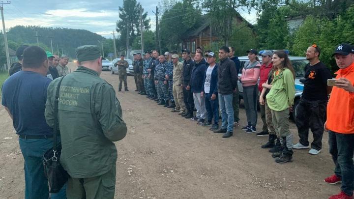 Радий Хабиров похвалил участников поиска пропавшего 6-летнего ребенка в Башкирии