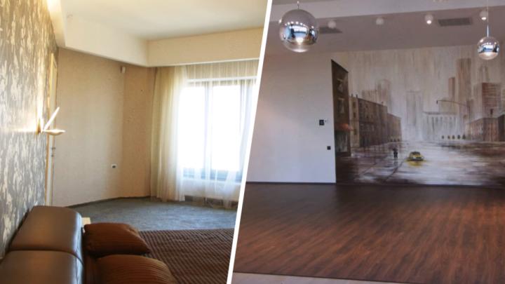 В Ростове продают шикарную квартиру с террасой за 66 миллионов рублей. Оцениваем дизайн
