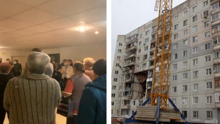 В Ярославле с жильцов взорвавшегося дома требуют деньги за капремонт