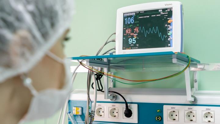 В инфекционной больнице рассказали о состоянии пациентов с коронавирусом