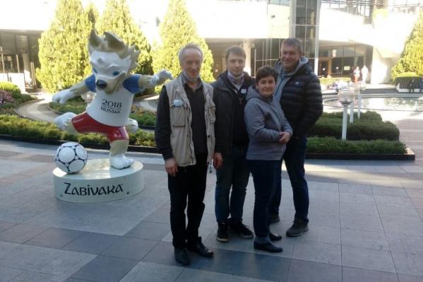 Пять недель уральскиемедики спасали жизни в Абхазии