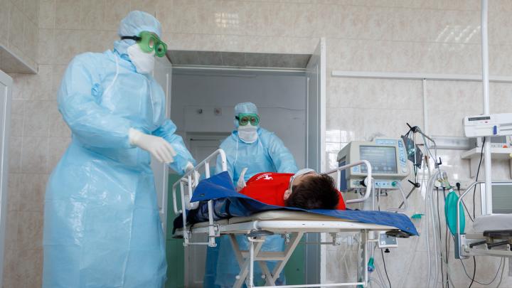 Вирус нашли у здоровых: где выявили новые случаи COVID в Самарской области