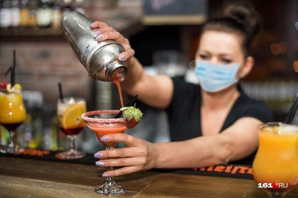 Ресторанная отрасль снова попала под «санкции»
