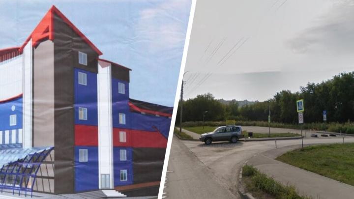 Гимнастический комплекс с гостиницей в Кировском районе намерены сдать в этом году