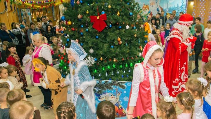 В Самарской области из-за COVID отменят новогодние елки для детей